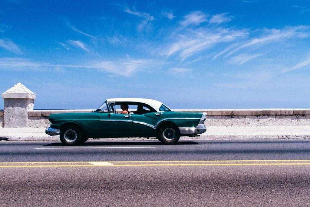Отдых на Кубе — на чем ездить