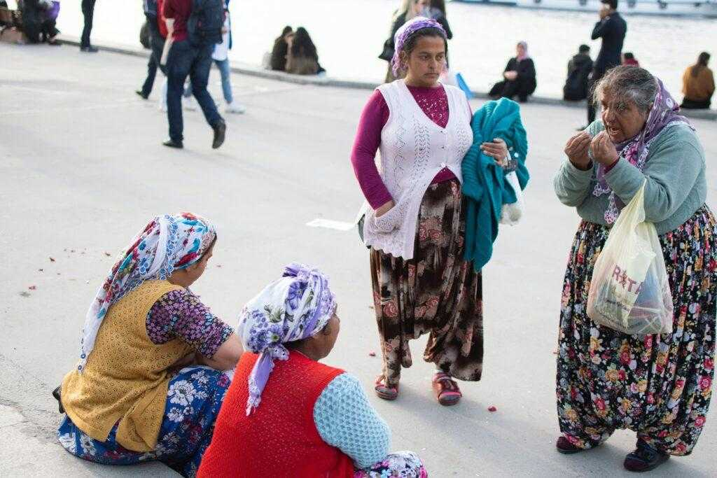 В Болгарии много цыган