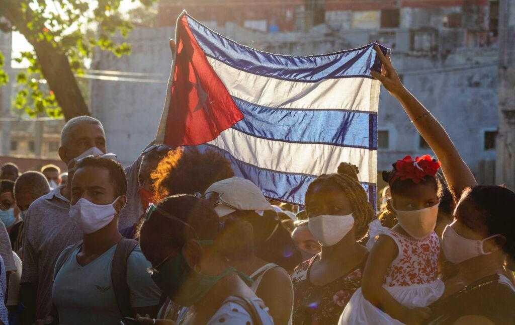 Жители Кубы
