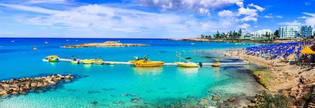 Посещения Кипра по про-визе в 2021 году