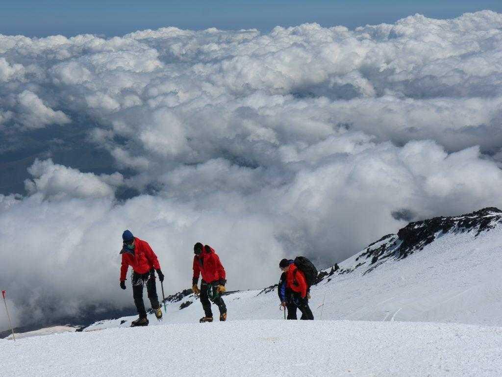 Покорение Килиманджаро зимой