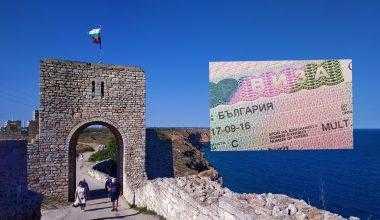 рабочая виза в болгарию