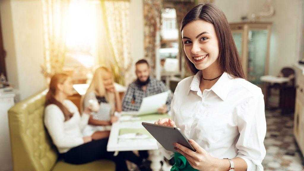 Работа для студентов в США