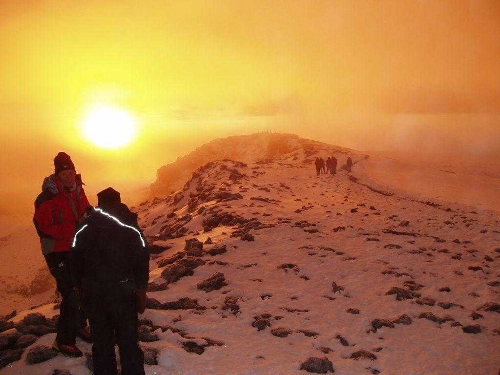 Покорение Килиманджаро