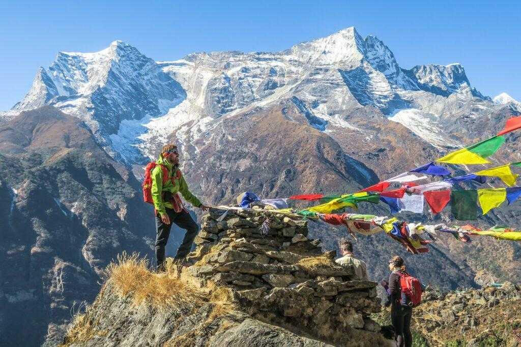 Открытые страны Азии - Непал