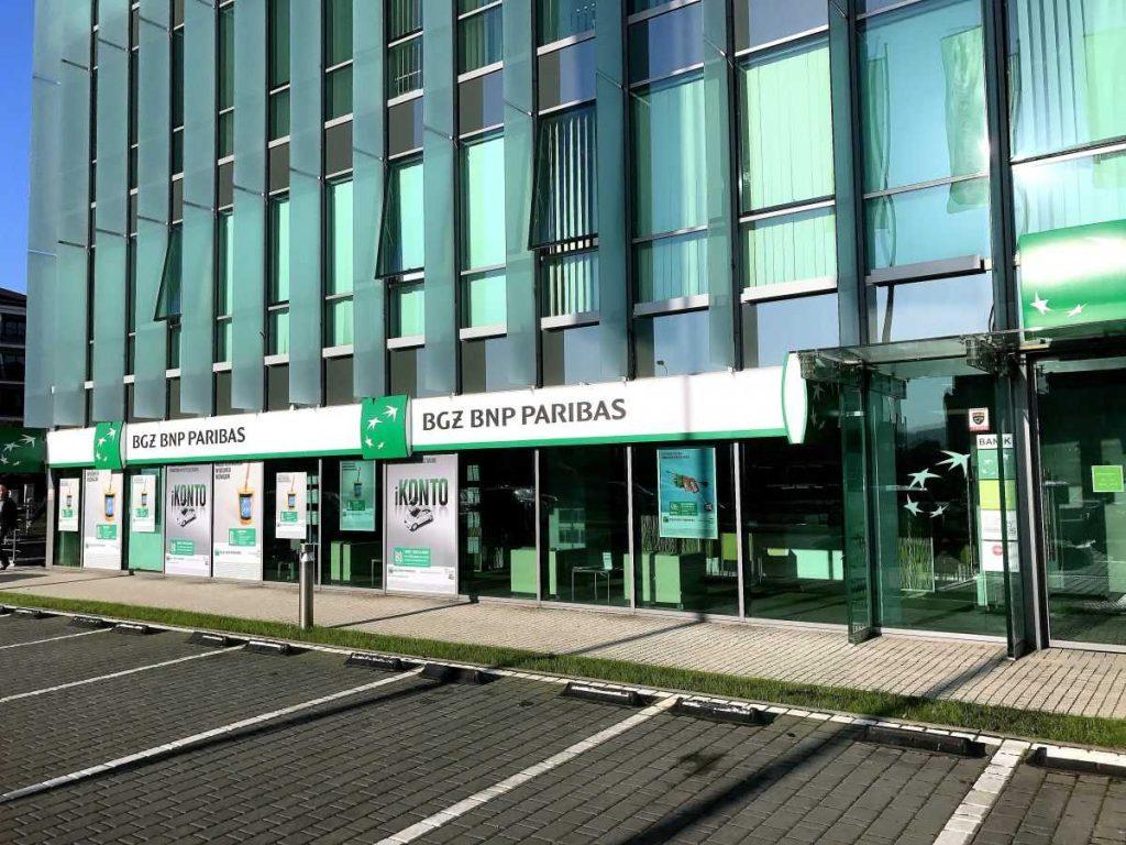 Банки Польше