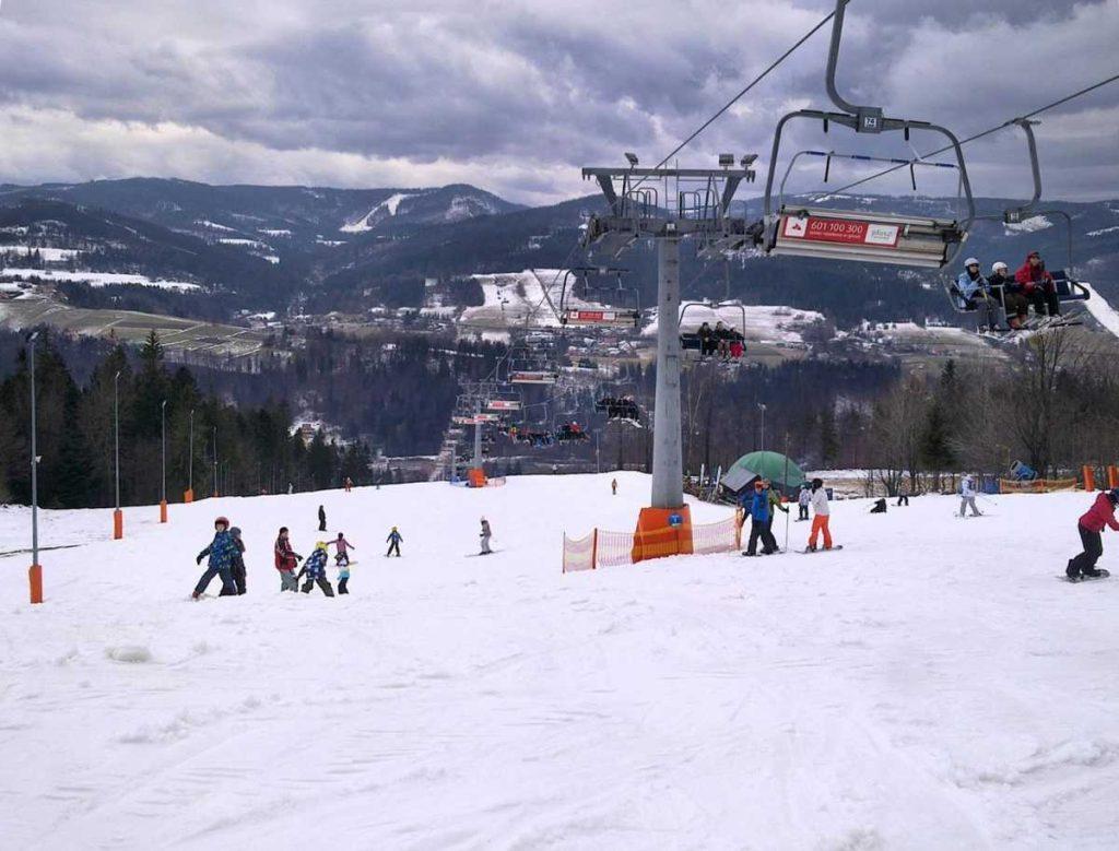 горнолыжный курорт висла в польше