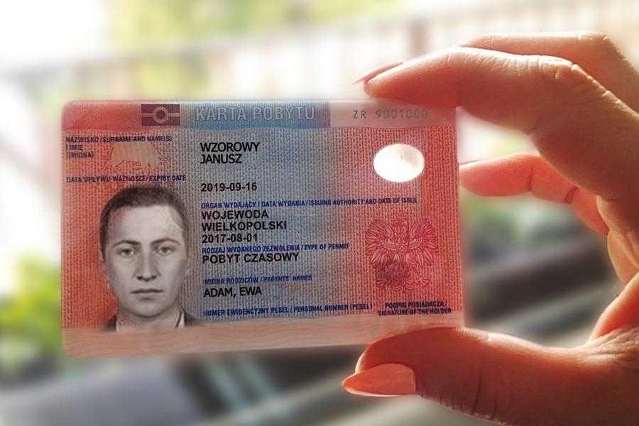 Получение ВНЖ Польши