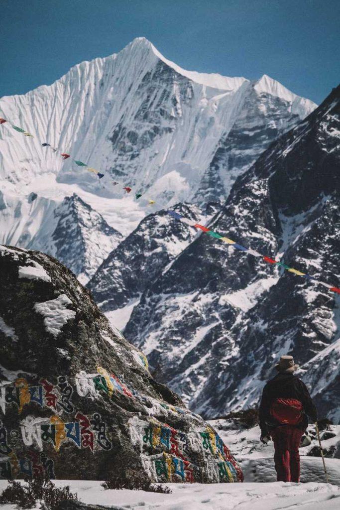 лагерь на эвересте