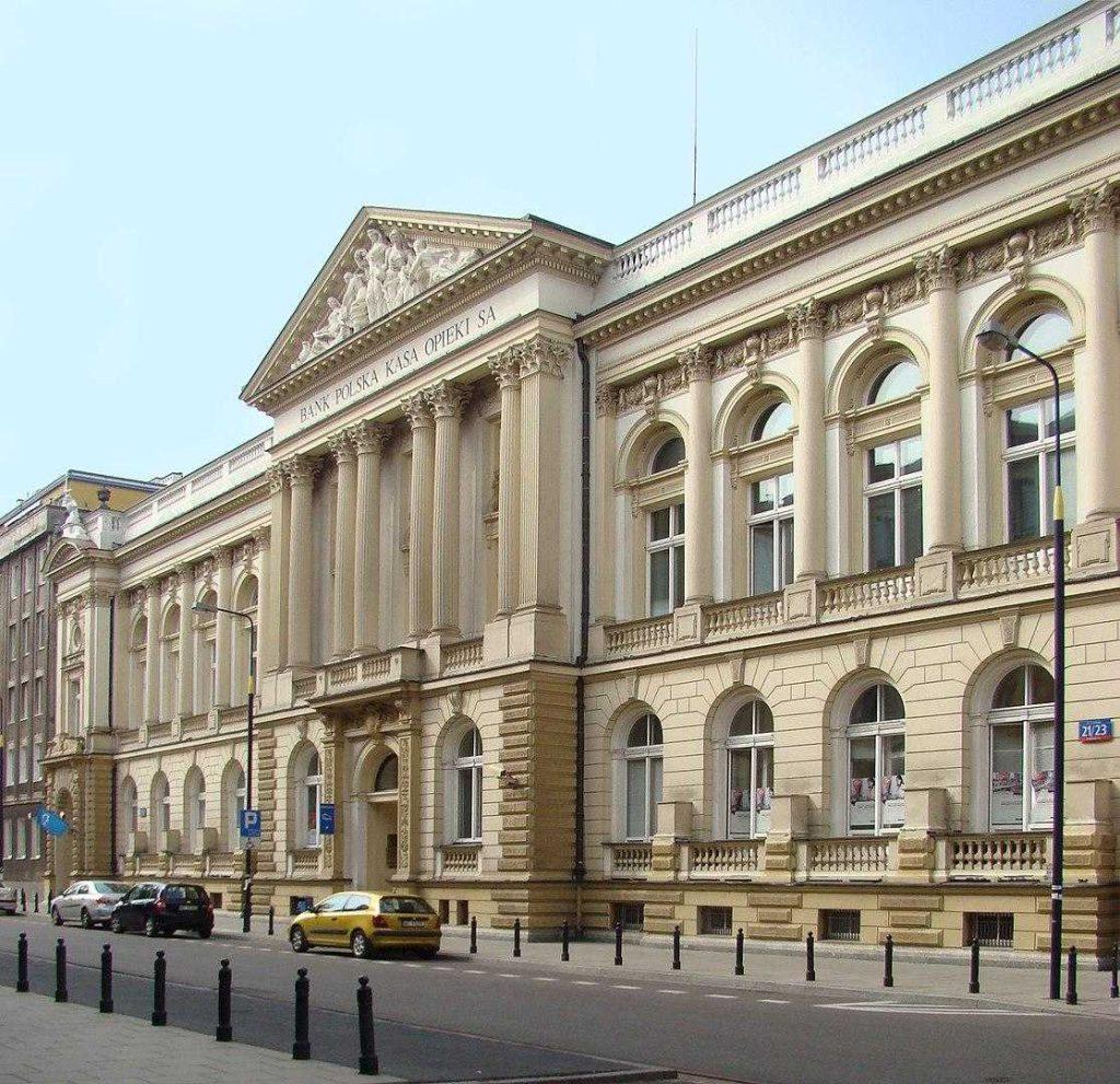 Pekao Bank в Польше
