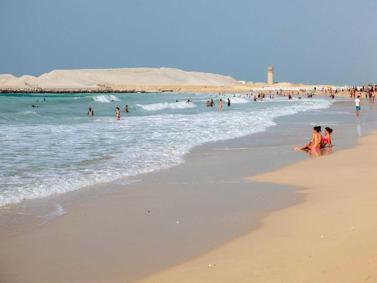 Море в дубай в марте nedvijimast v egipte