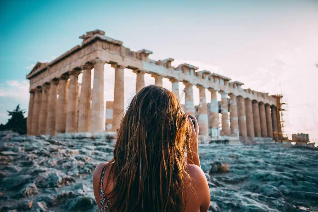Экскурсия в Афины
