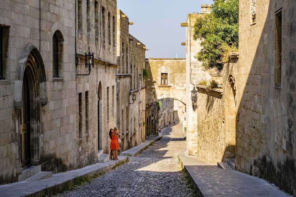 Экскурсии на Родос в апреле