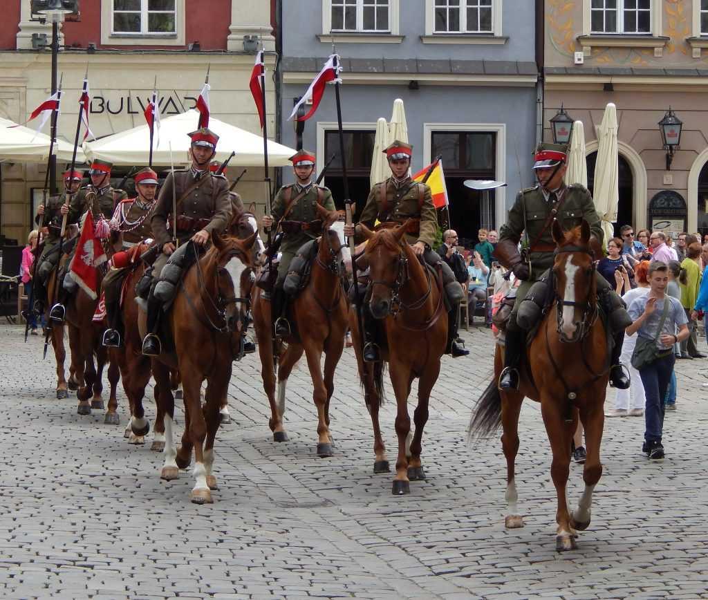 Фестиваль в Польше