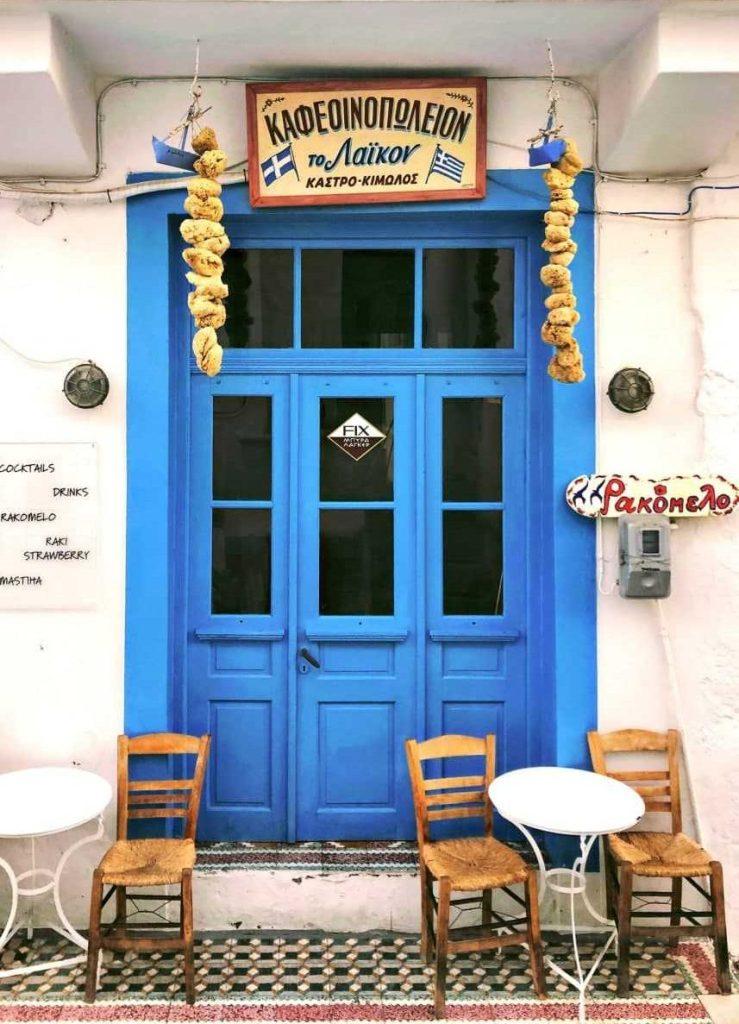 Как работа кафе и рестораны в Греции