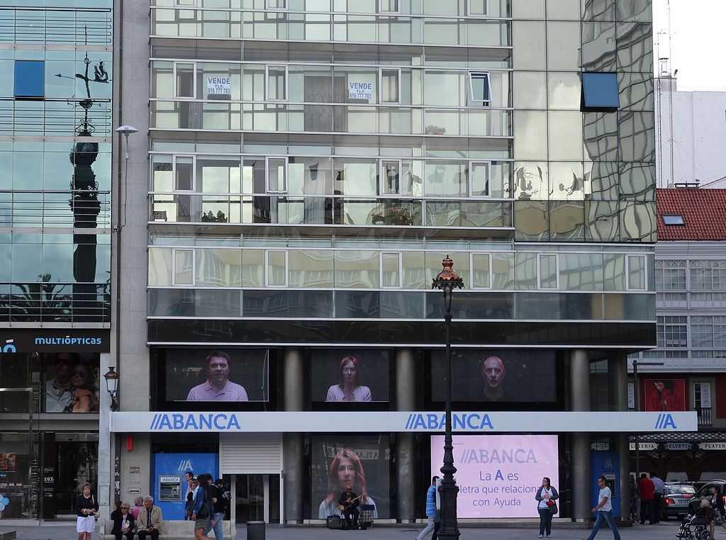 Abanca банк Испании