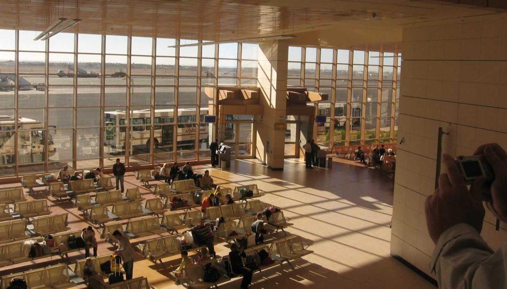 Аэропорт Шарм-эль-Шейх, Египет