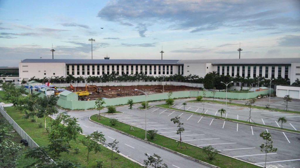 Аэропорт Таншоннят в Хошимине, Вьетнам
