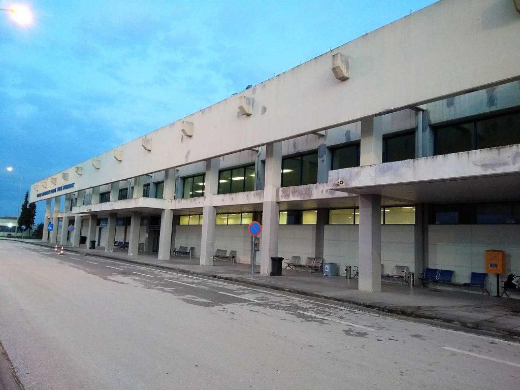 Аэропорт Кавала