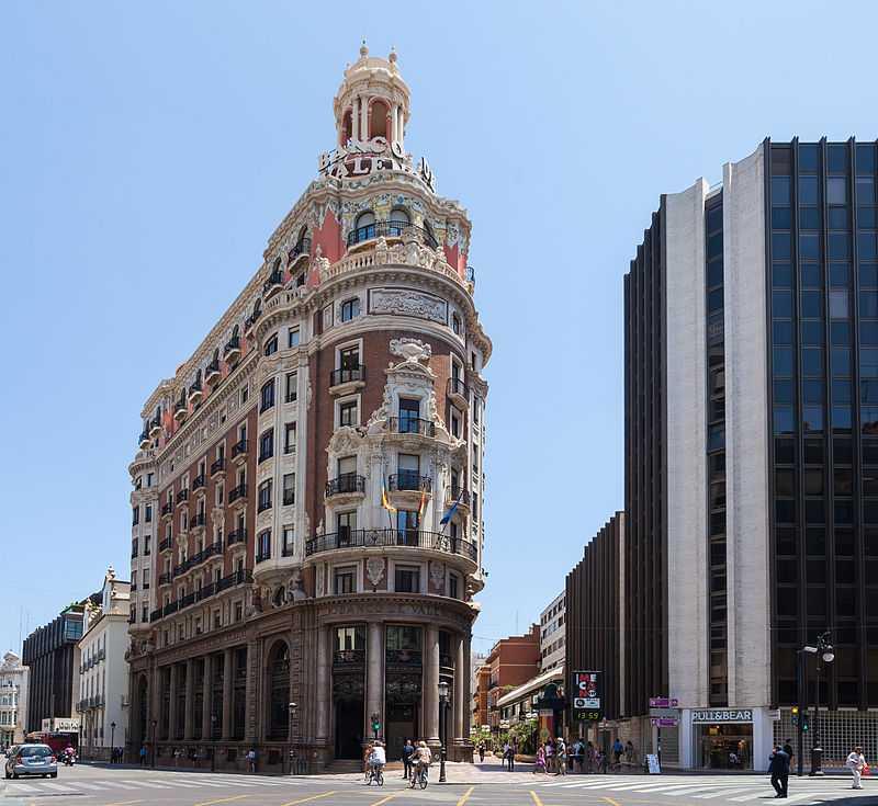 Caiхabank банк Испании