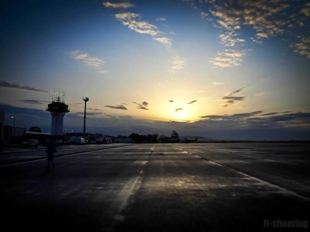 Аэропорт Александруполис Демокрит