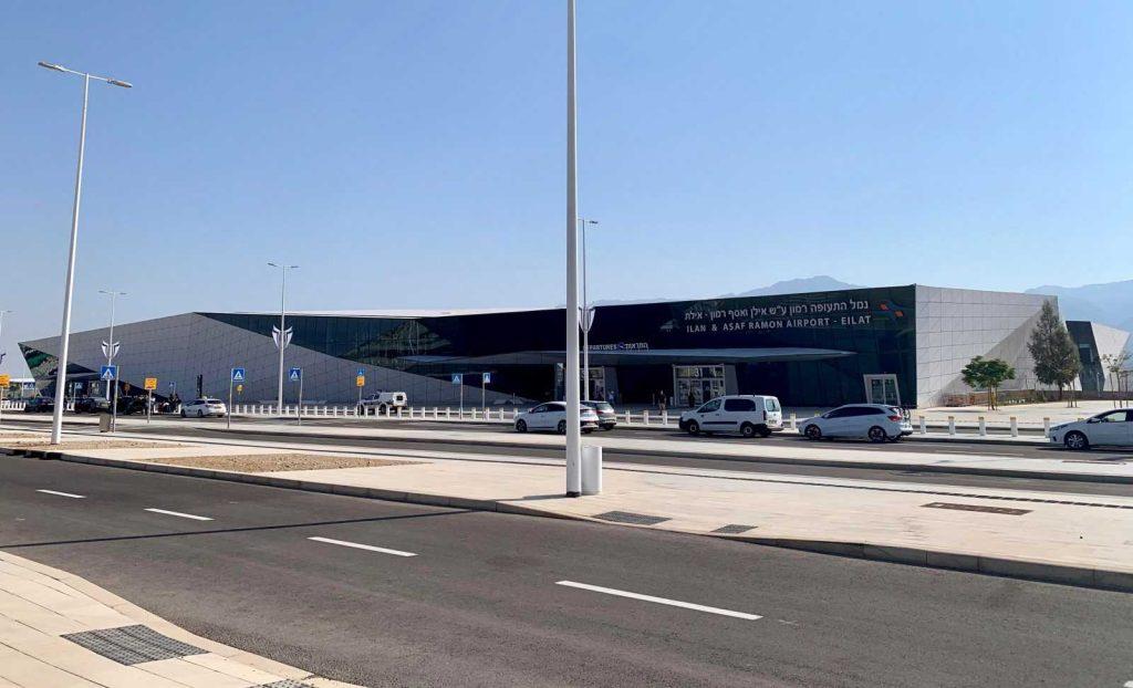 Аэропорт Рамон в Эйлате, Израиль