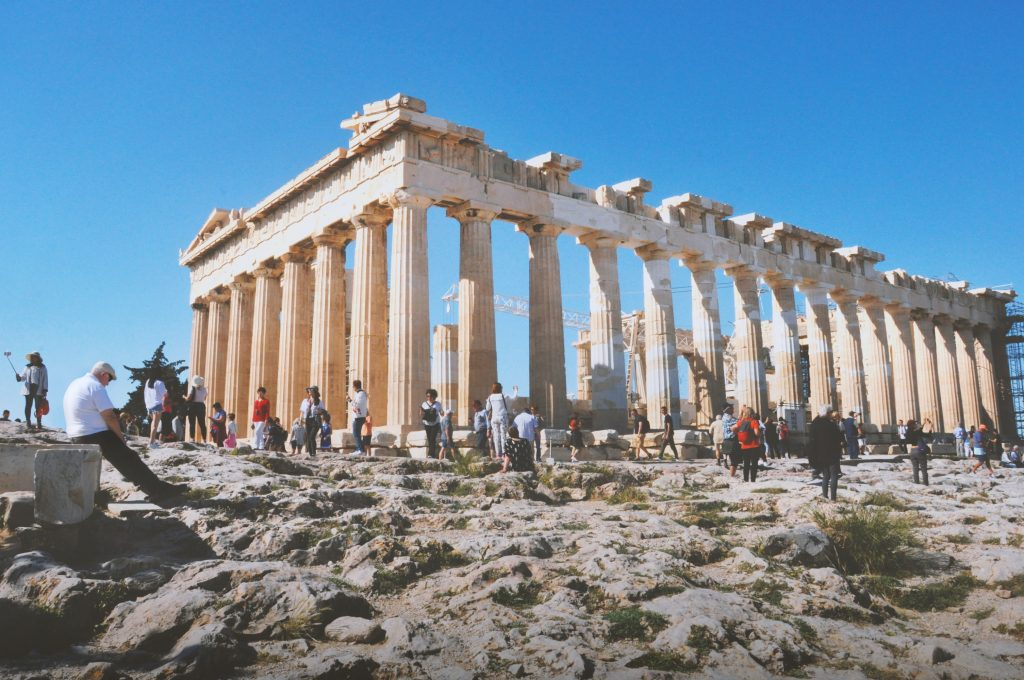 Экскурсии по Афинам