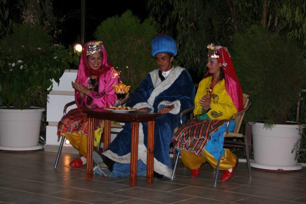 Турецкая ночь в Турции — особенности празднования