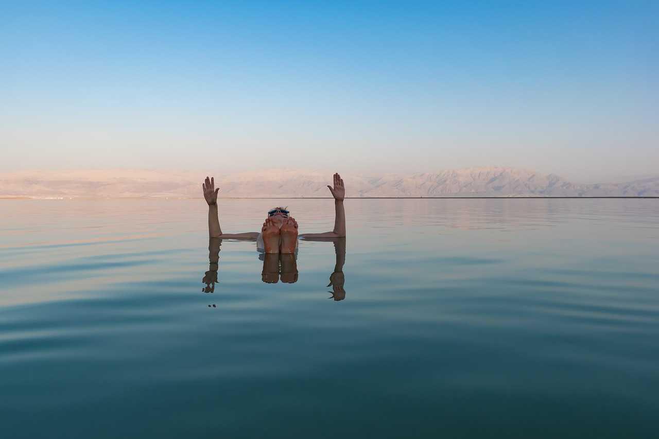 Мертвое море — отдых и лечение