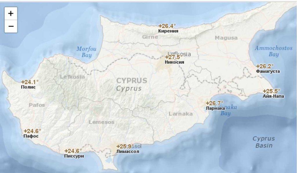 Кипр в мае: как идеально отдохнуть на «острове любви»