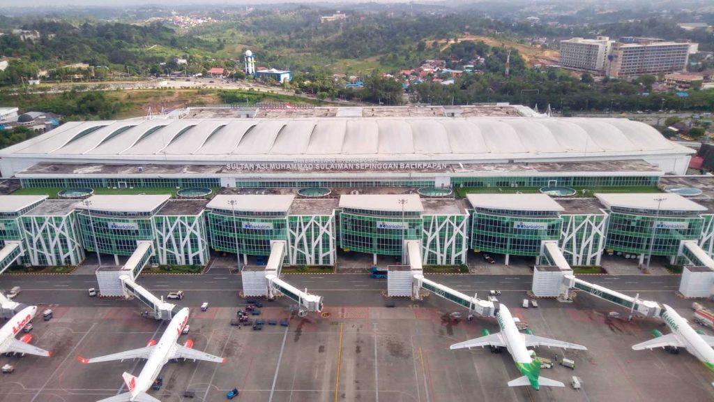 Аэропорт Сепинган Баликпапан