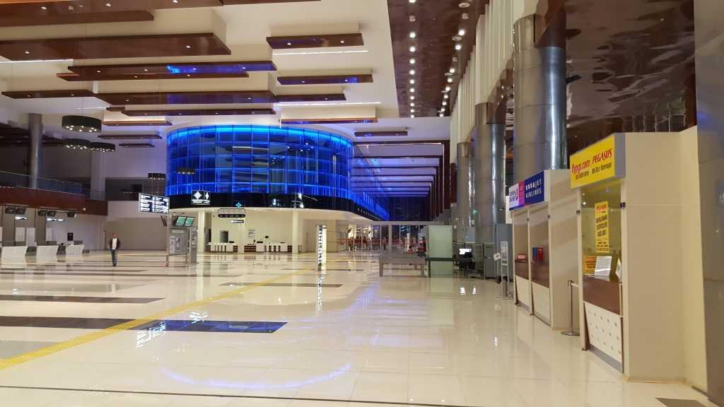 Аэропорт Балыкесир Эдремит