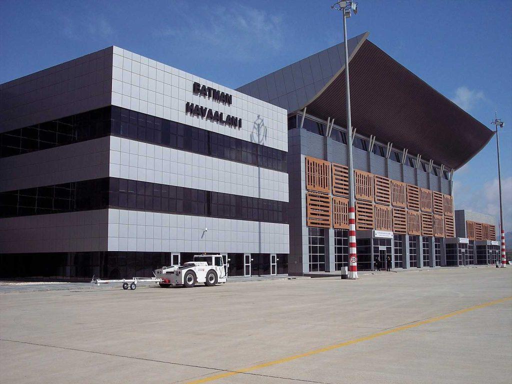 Аэропорт Батман