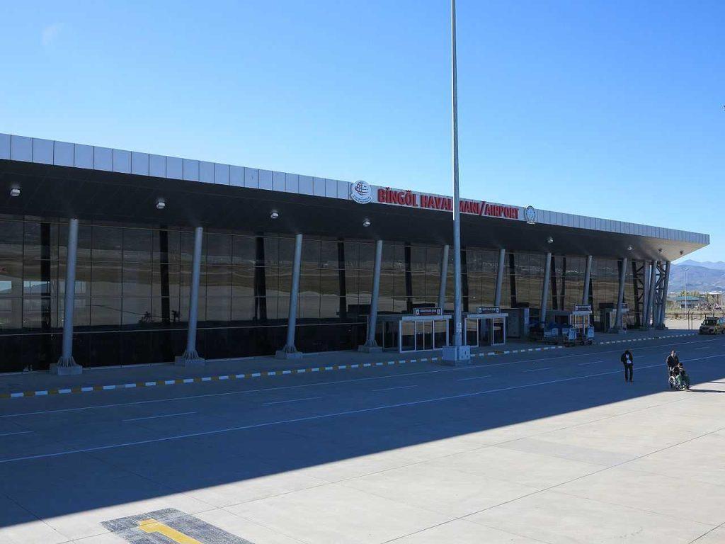 Аэропорт Бингёль