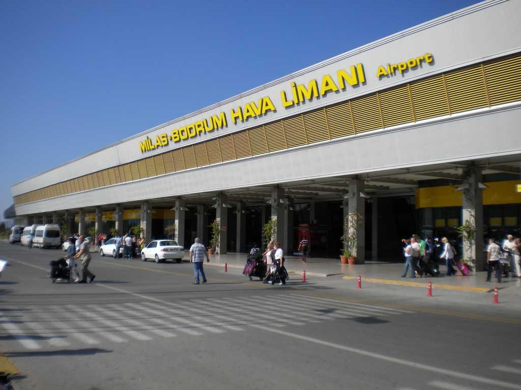 Аэропорт Бодрум