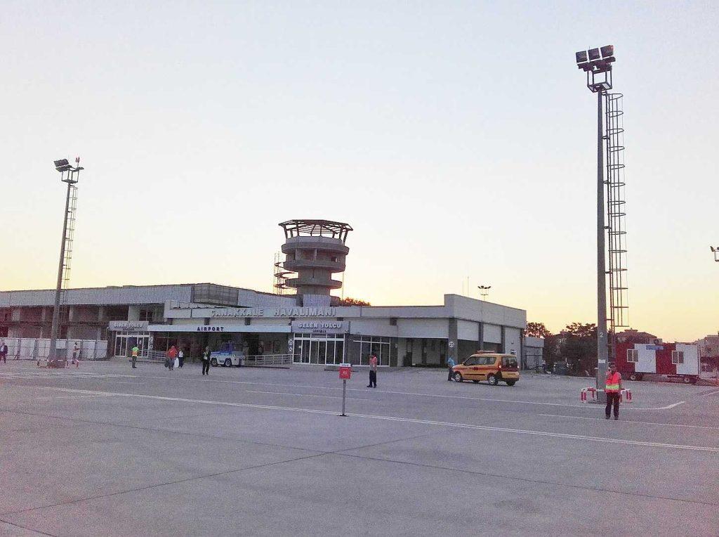 Аэропорт Чанаккале