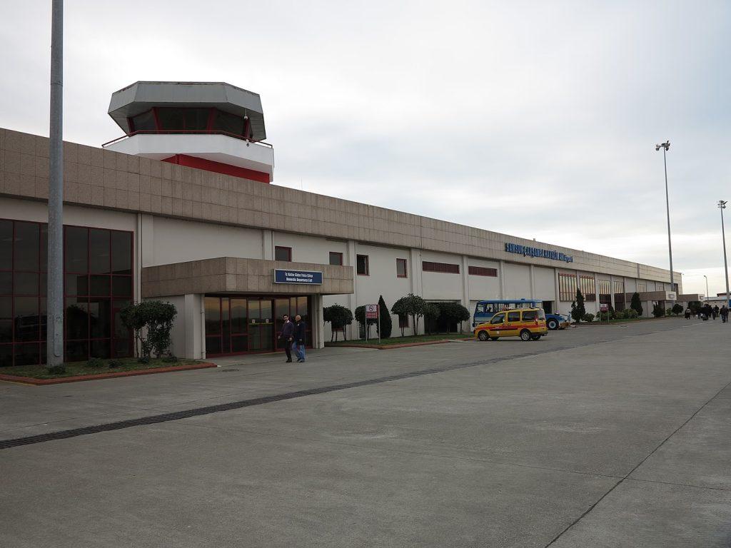 Аэропорт Чаршамба Самсун