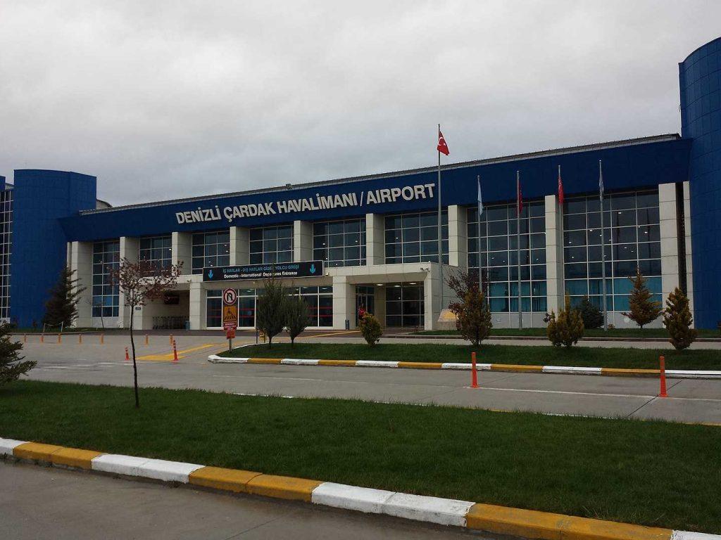 Аэропорт Денизли