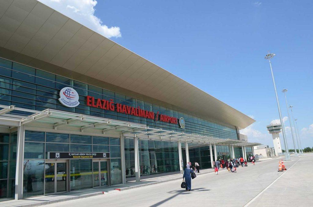 Аэропорт Элязыг