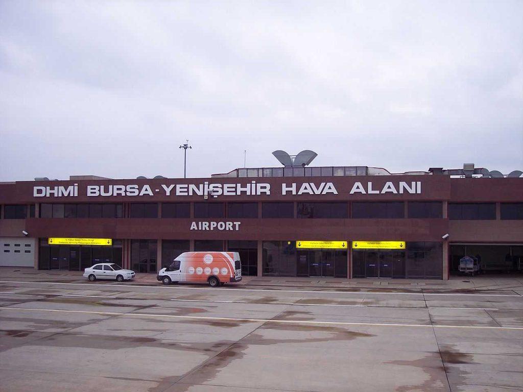 Аэропорт Енишехир