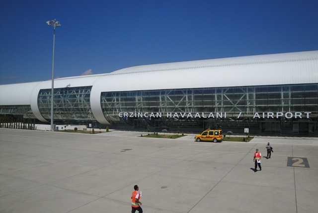 Аэропорт Эрзинджан
