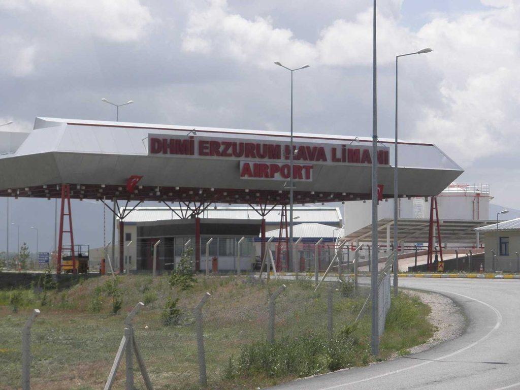 Аэропорт Эрзурум