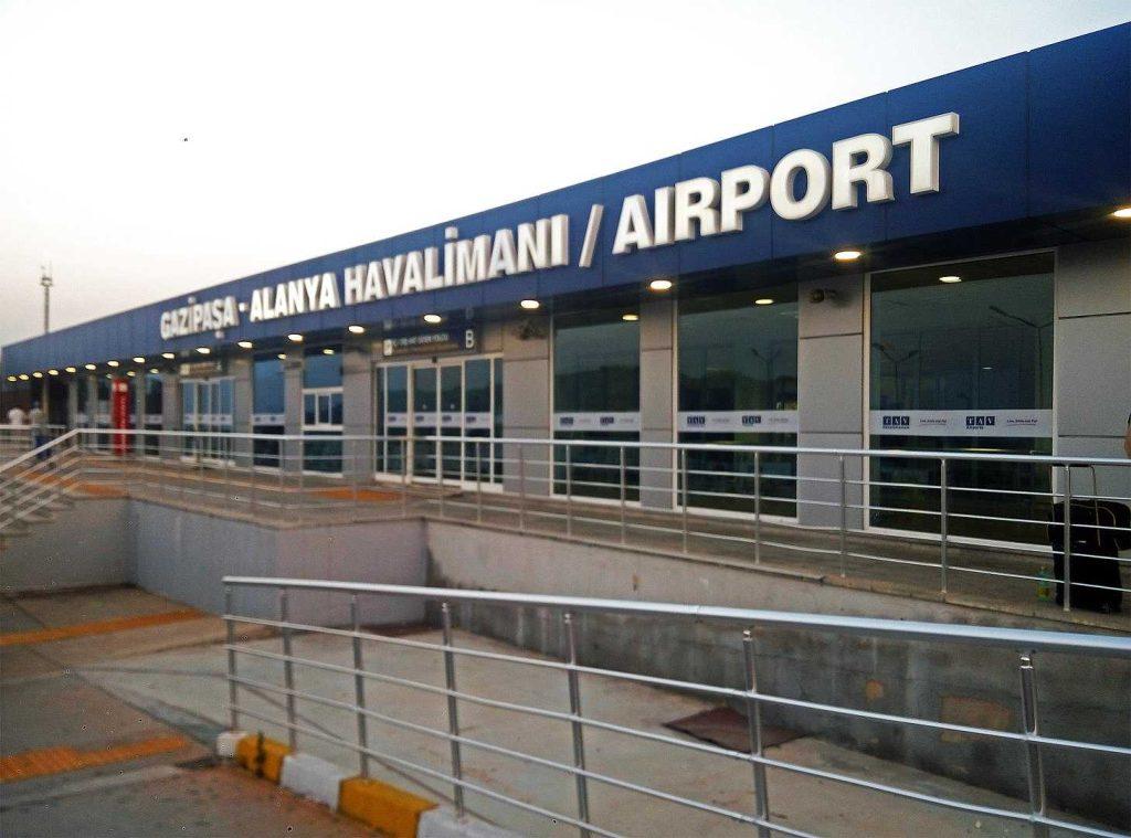 Аэропорт Газипаша Алания