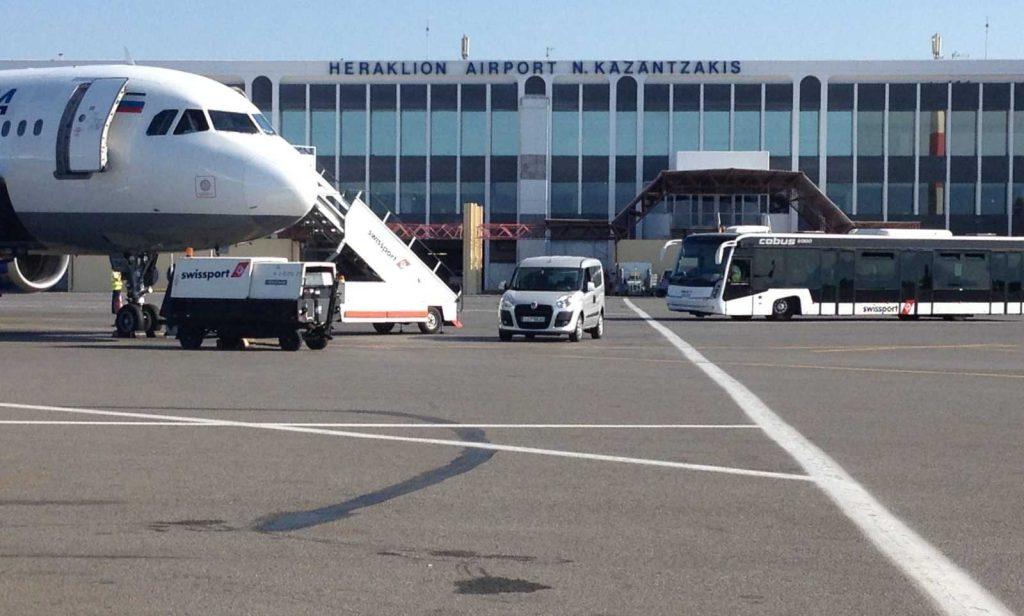 Онлайн табло аэропортов Греции