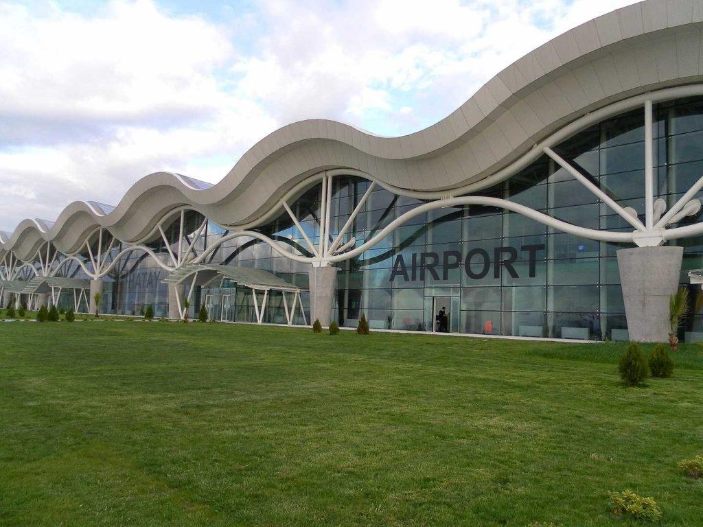 Аэропорт Хатай