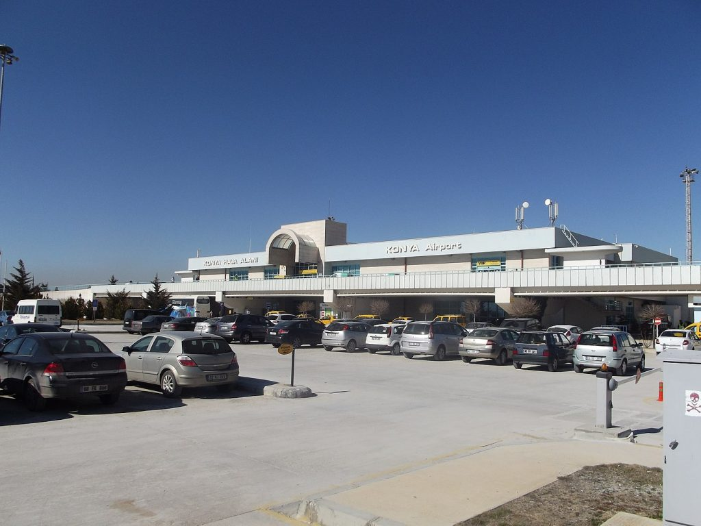 Аэропорт Конья