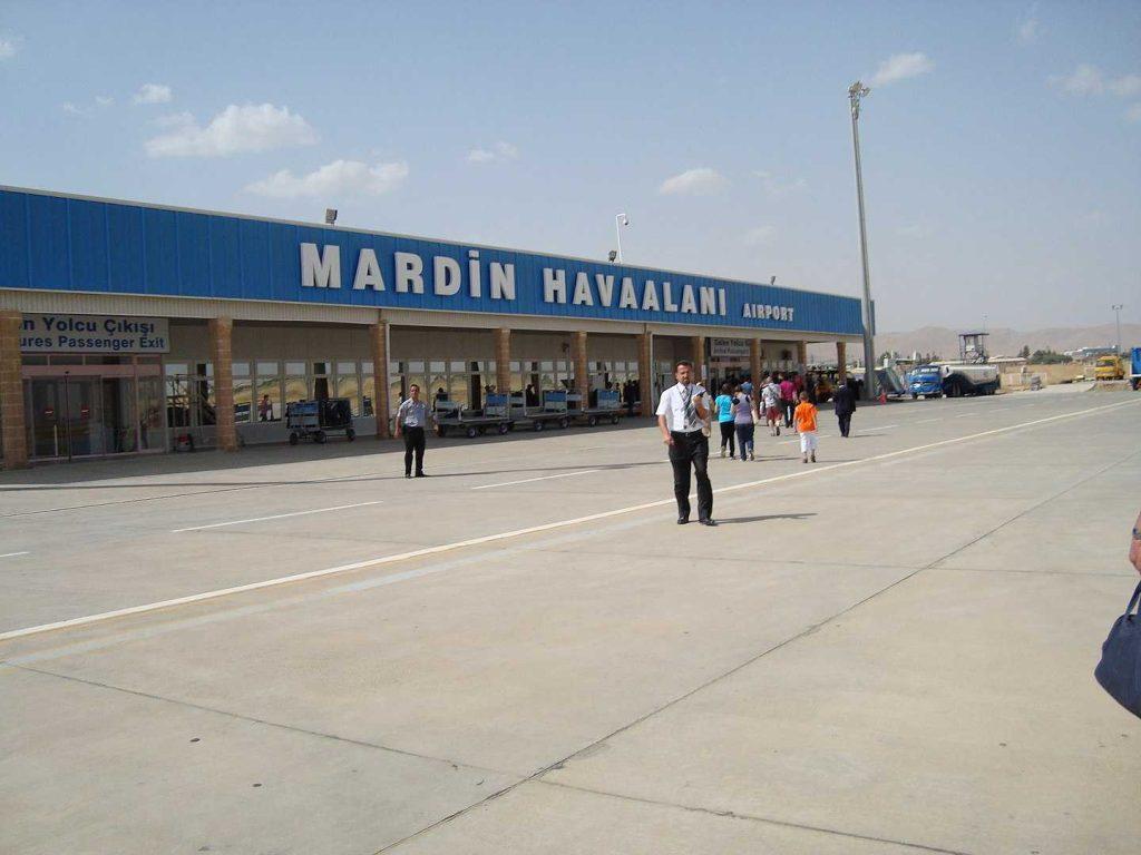 Аэропорт Мардин