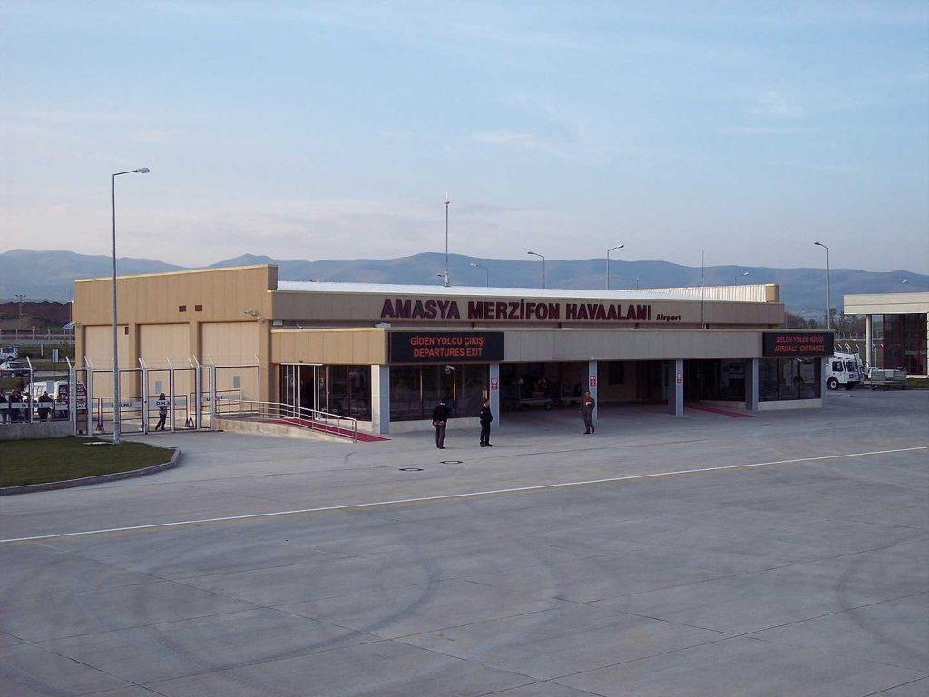 Аэропорт Мерзифон