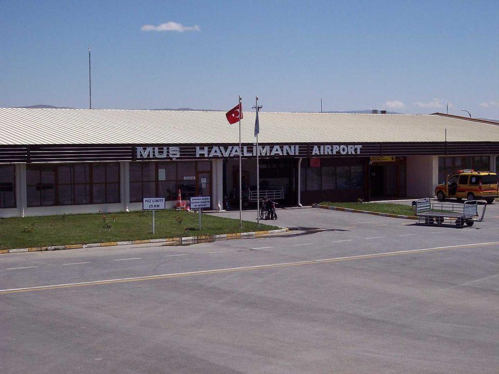 Аэропорт Муш