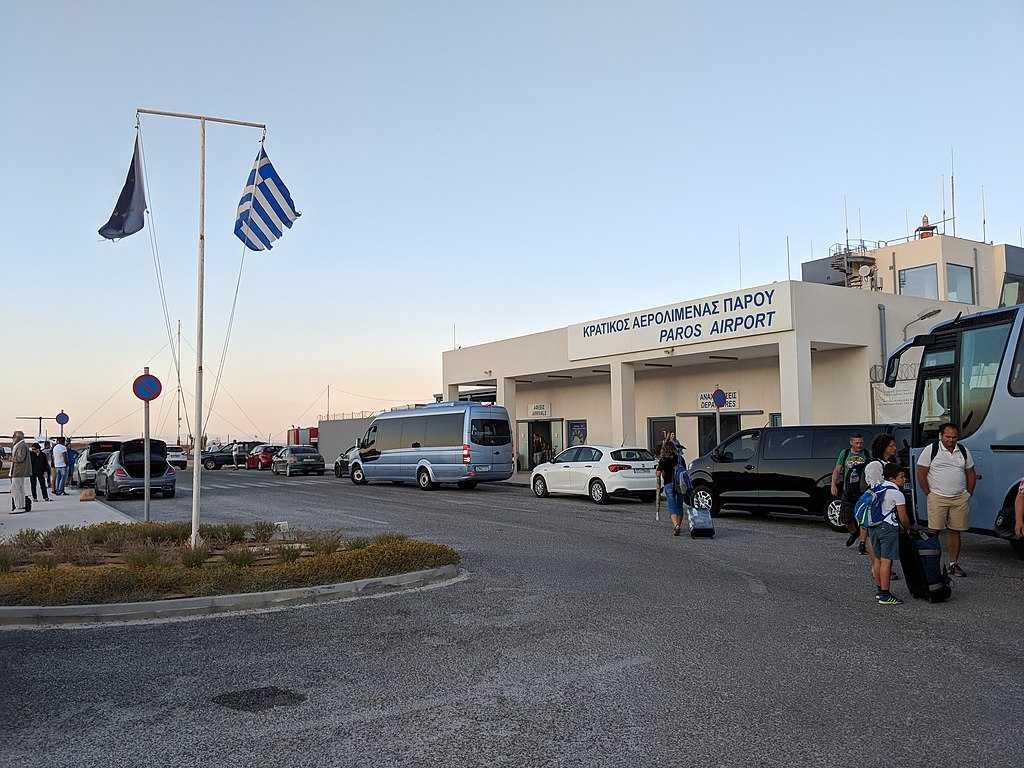 Аэропорт Парос